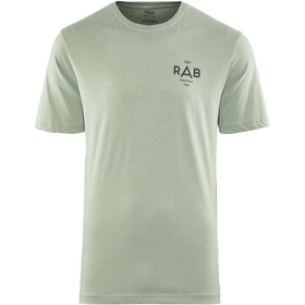 Rab Stance Geo - T-shirt manches courtes Homme - vert